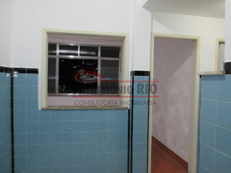 21 - Sala, quarto na Vila da Penha, colado Shopping Carioca - PAAP10468 - 22