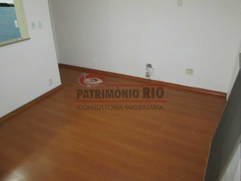 25 - Sala, quarto na Vila da Penha, colado Shopping Carioca - PAAP10468 - 26