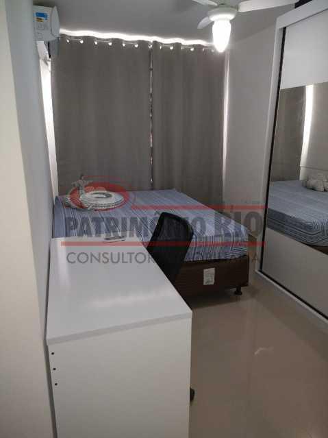 2 - Apartamento 2quartos, 1vaga, todo reformado e financiando - PAAP24115 - 8