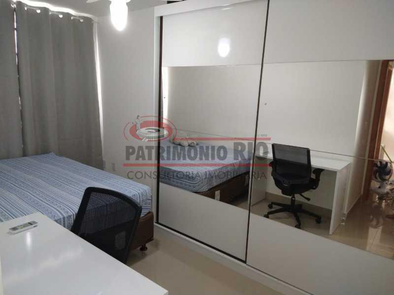 5 - Apartamento 2quartos, 1vaga, todo reformado e financiando - PAAP24115 - 10