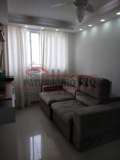 9 - Apartamento 2quartos, 1vaga, todo reformado e financiando - PAAP24115 - 4