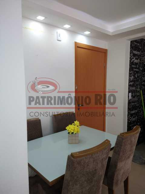 12 - Apartamento 2quartos, 1vaga, todo reformado e financiando - PAAP24115 - 5