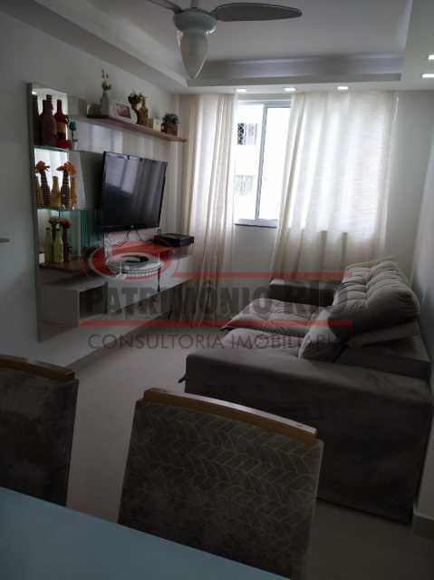 14 - Apartamento 2quartos, 1vaga, todo reformado e financiando - PAAP24115 - 1