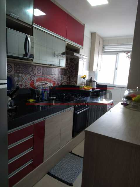 24 - Apartamento 2quartos, 1vaga, todo reformado e financiando - PAAP24115 - 27