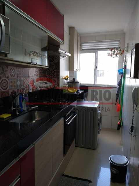 26 - Apartamento 2quartos, 1vaga, todo reformado e financiando - PAAP24115 - 18