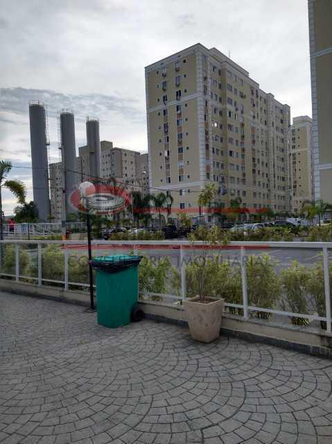 28 - Apartamento 2quartos, 1vaga, todo reformado e financiando - PAAP24115 - 19