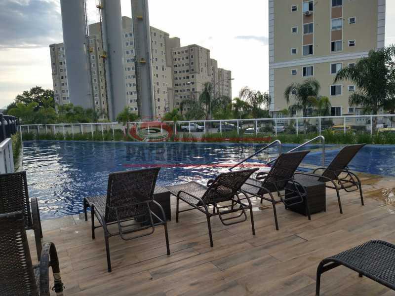 31 - Apartamento 2quartos, 1vaga, todo reformado e financiando - PAAP24115 - 20