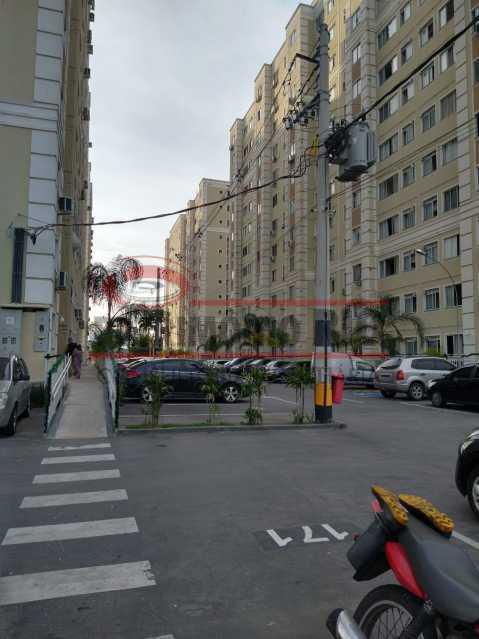 32 - Apartamento 2quartos, 1vaga, todo reformado e financiando - PAAP24115 - 22