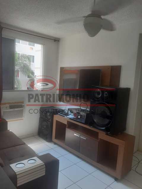 GD3 - Apartamento em Condomínio fechado 2quartos - PAAP24117 - 5