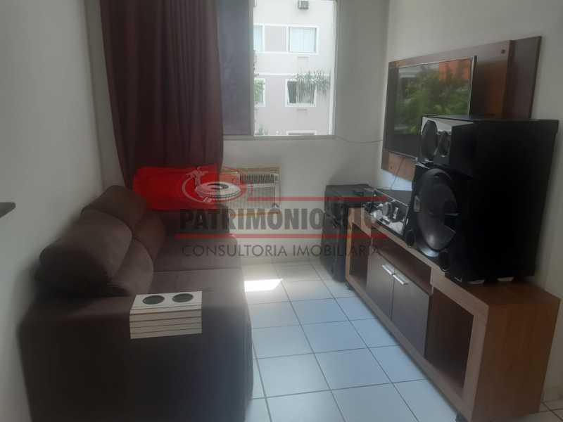 GD4 - Apartamento em Condomínio fechado 2quartos - PAAP24117 - 7