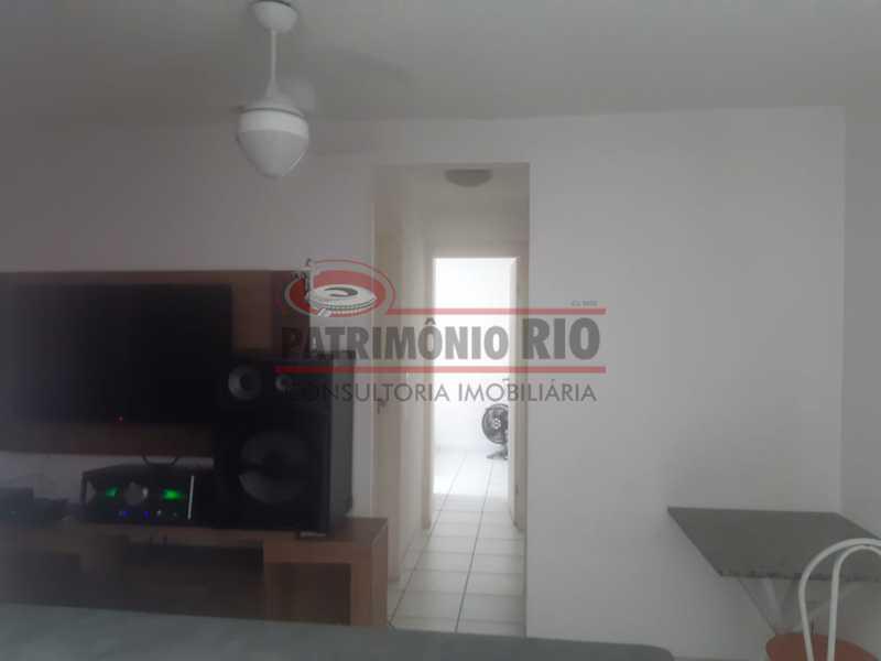 GD8 - Apartamento em Condomínio fechado 2quartos - PAAP24117 - 10