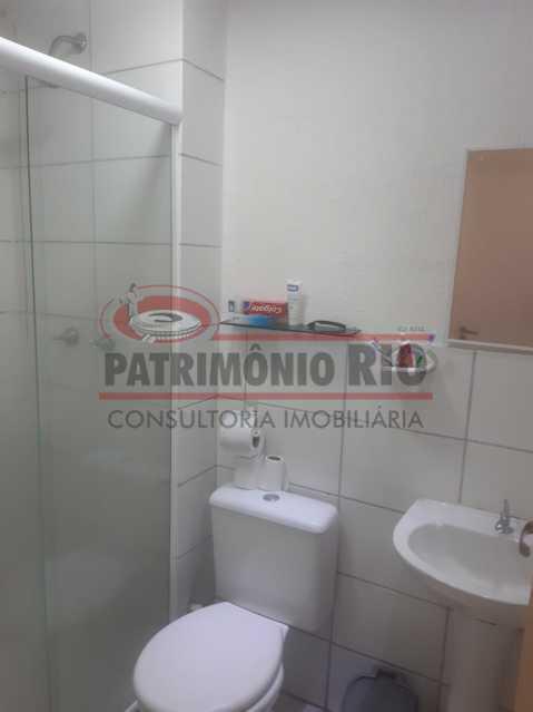 GD13 - Apartamento em Condomínio fechado 2quartos - PAAP24117 - 11