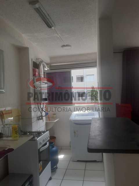 GD14 - Apartamento em Condomínio fechado 2quartos - PAAP24117 - 4