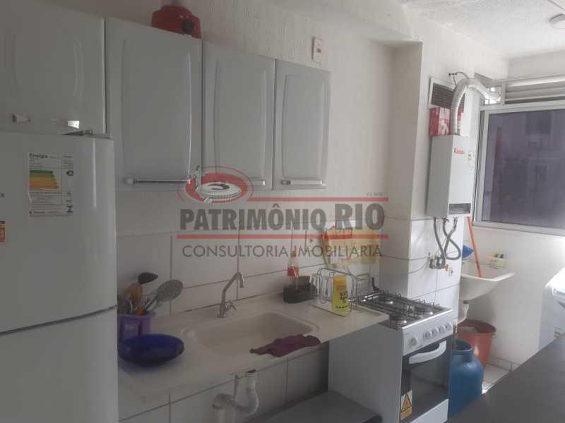 GD15 - Apartamento em Condomínio fechado 2quartos - PAAP24117 - 3