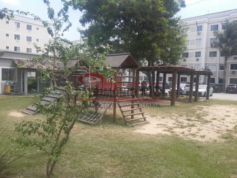 GD16 - Apartamento em Condomínio fechado 2quartos - PAAP24117 - 20