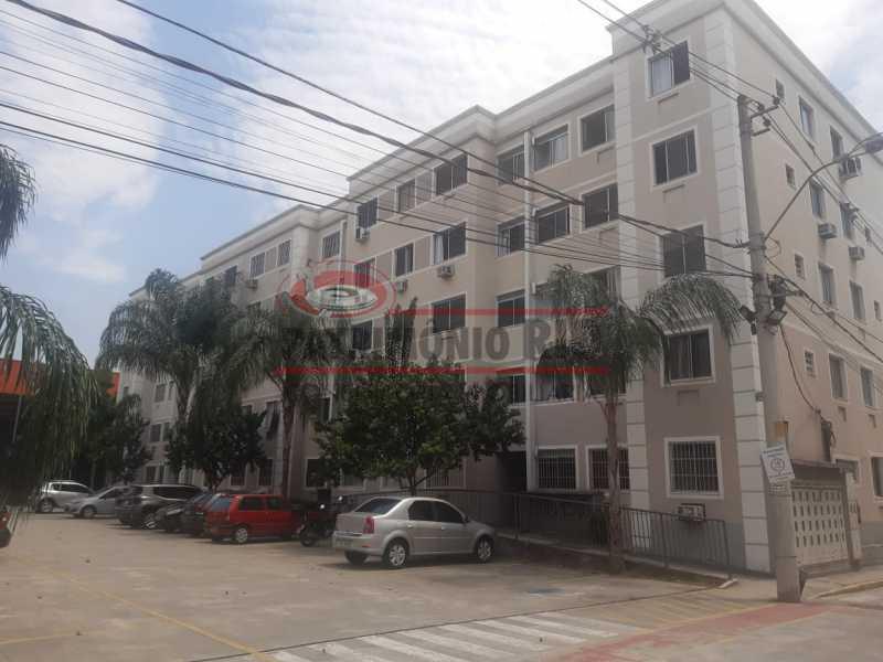 GD18 - Apartamento em Condomínio fechado 2quartos - PAAP24117 - 17