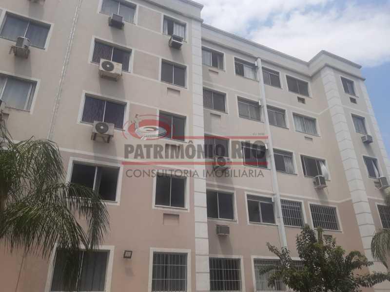 GD19 - Apartamento em Condomínio fechado 2quartos - PAAP24117 - 18