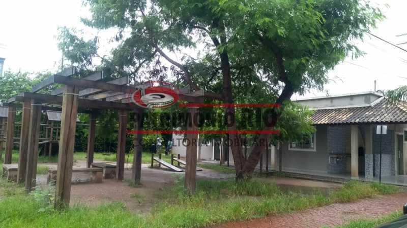 GD21 - Apartamento em Condomínio fechado 2quartos - PAAP24117 - 19