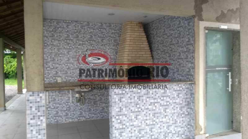 GD22 - Apartamento em Condomínio fechado 2quartos - PAAP24117 - 23