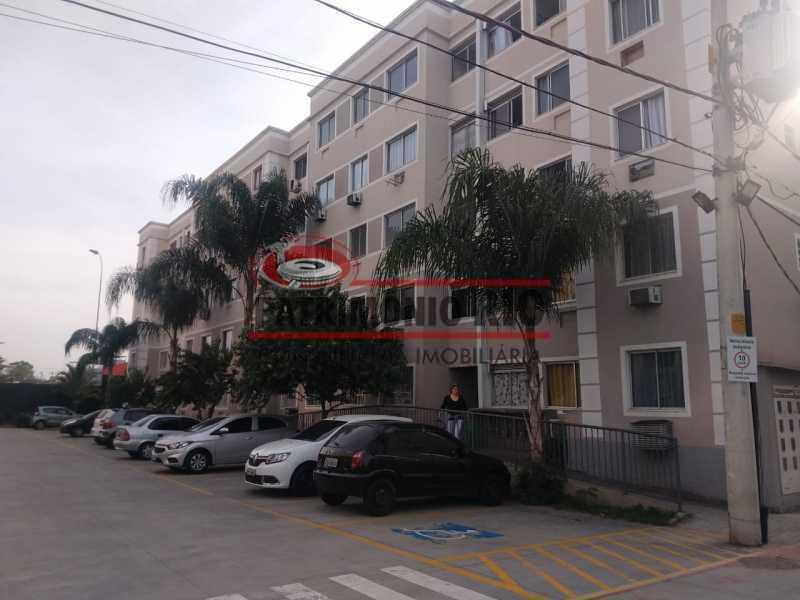 GD26 - Apartamento em Condomínio fechado 2quartos - PAAP24117 - 1
