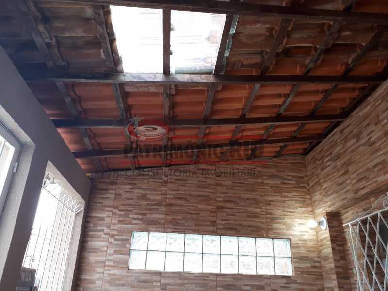 índice2022 - Muito Boa Casa Linear frente de Rua 1quarto Irajá - PACA10090 - 3