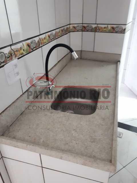 índice2021 - Muito Boa Casa Linear frente de Rua 1quarto Irajá - PACA10090 - 15