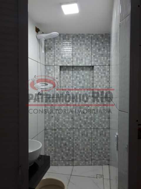 índice2020 - Muito Boa Casa Linear frente de Rua 1quarto Irajá - PACA10090 - 23