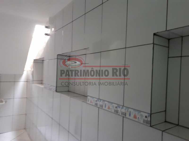 índice2018 - Muito Boa Casa Linear frente de Rua 1quarto Irajá - PACA10090 - 21