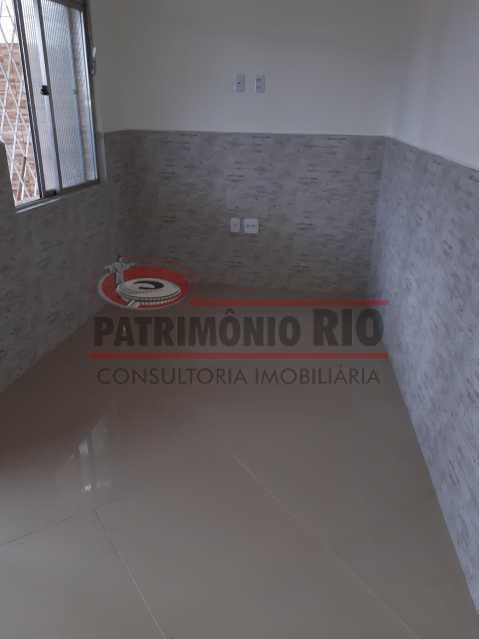 índice2017 - Muito Boa Casa Linear frente de Rua 1quarto Irajá - PACA10090 - 7