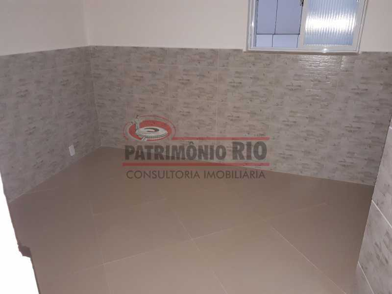 índice2016 - Muito Boa Casa Linear frente de Rua 1quarto Irajá - PACA10090 - 10