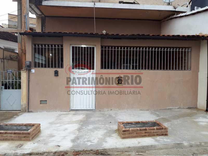 índice2015 - Muito Boa Casa Linear frente de Rua 1quarto Irajá - PACA10090 - 1