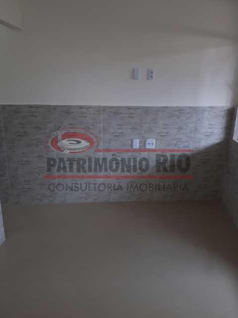 índice2011 - Muito Boa Casa Linear frente de Rua 1quarto Irajá - PACA10090 - 11