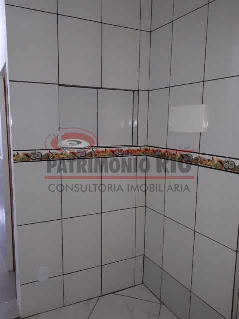 índice2010 - Muito Boa Casa Linear frente de Rua 1quarto Irajá - PACA10090 - 20
