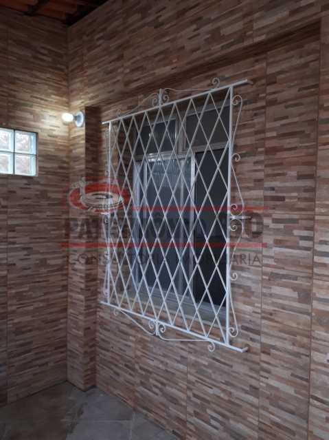 índice209 - Muito Boa Casa Linear frente de Rua 1quarto Irajá - PACA10090 - 4