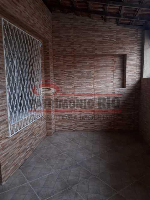 índice208 - Muito Boa Casa Linear frente de Rua 1quarto Irajá - PACA10090 - 5