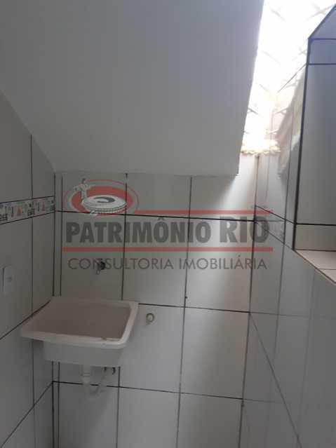 índice206 - Muito Boa Casa Linear frente de Rua 1quarto Irajá - PACA10090 - 19