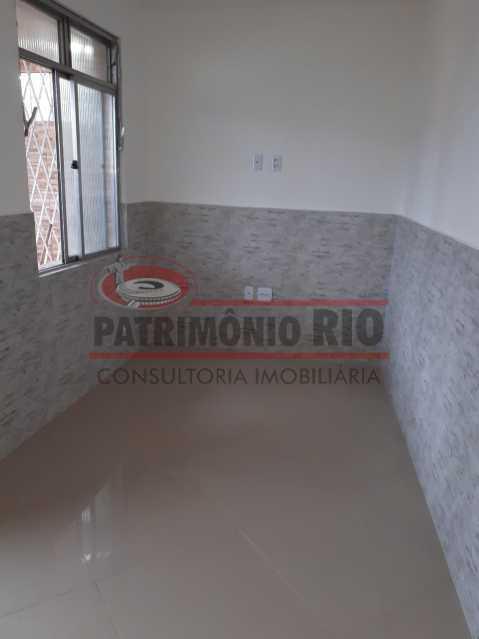 índice205 - Muito Boa Casa Linear frente de Rua 1quarto Irajá - PACA10090 - 8