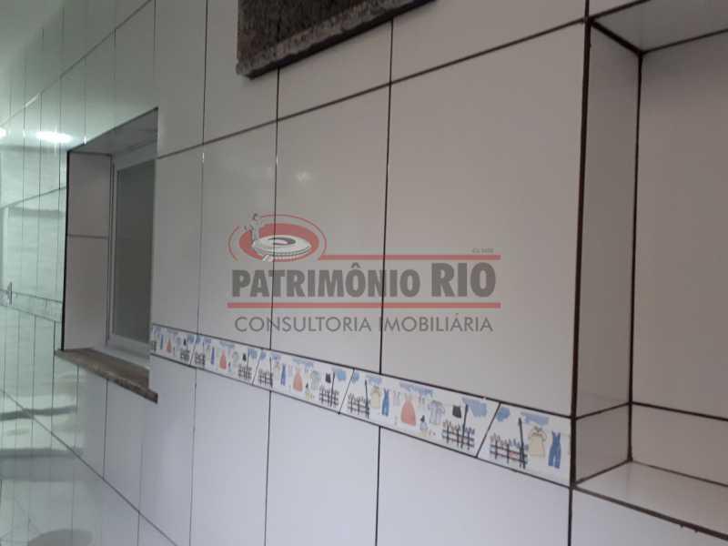 í204 - Muito Boa Casa Linear frente de Rua 1quarto Irajá - PACA10090 - 26