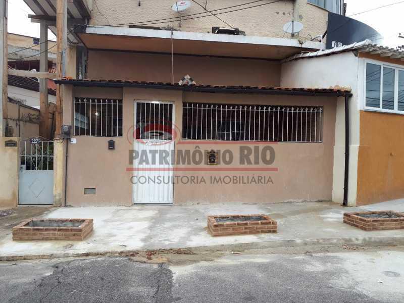 índice203 - Muito Boa Casa Linear frente de Rua 1quarto Irajá - PACA10090 - 27