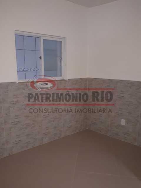 índice202 - Muito Boa Casa Linear frente de Rua 1quarto Irajá - PACA10090 - 9