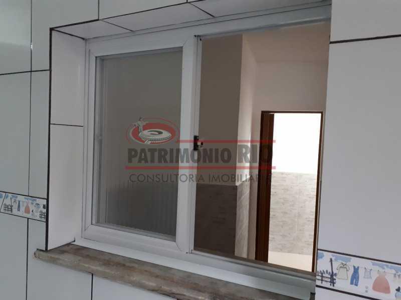 índice201 - Muito Boa Casa Linear frente de Rua 1quarto Irajá - PACA10090 - 14