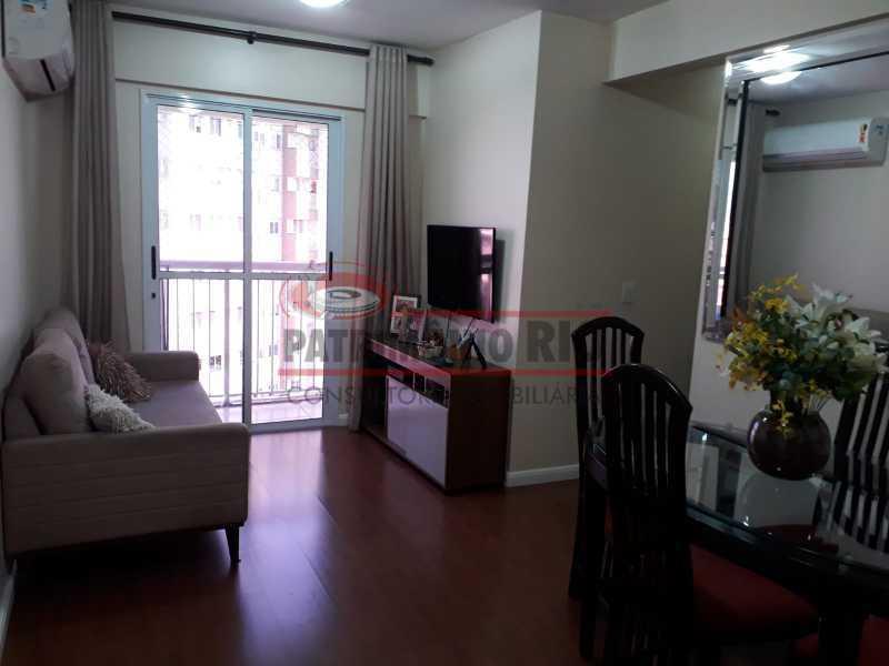 WhatsApp Image 2021-07-27 at 1 - Apartamento 3quartos Del Castilho - PAAP31048 - 1