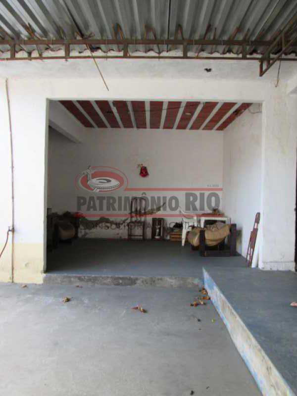 IMG_0824 - Terreno Plano e murado, medindo 10x13,70 Penha Circular - PAMF00038 - 6