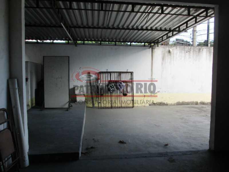 IMG_0825 - Terreno Plano e murado, medindo 10x13,70 Penha Circular - PAMF00038 - 7