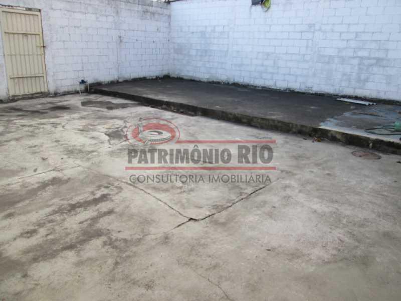 IMG_0827 - Terreno Plano e murado, medindo 10x13,70 Penha Circular - PAMF00038 - 9