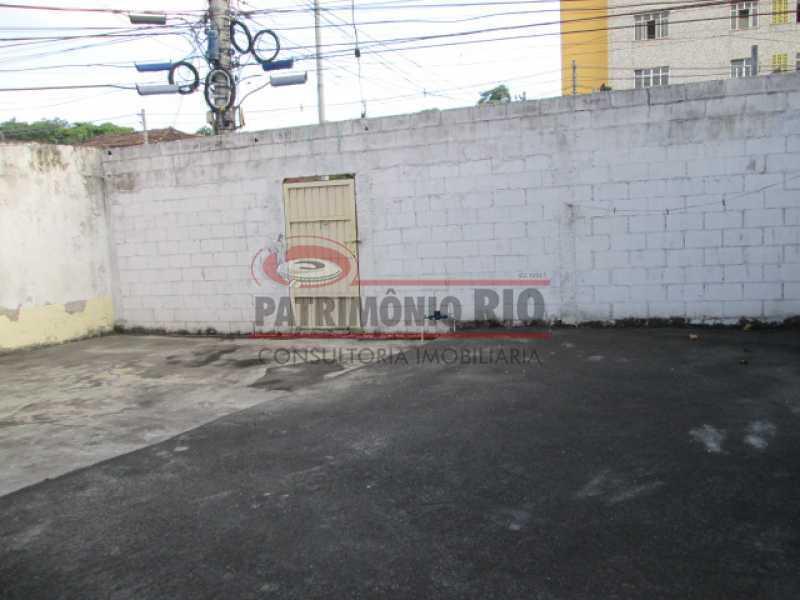 IMG_0830 - Terreno Plano e murado, medindo 10x13,70 Penha Circular - PAMF00038 - 12