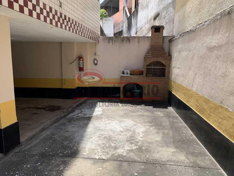 IMG_8701 - Apartamento 1quarto Vista Alegre - PAAP10472 - 29