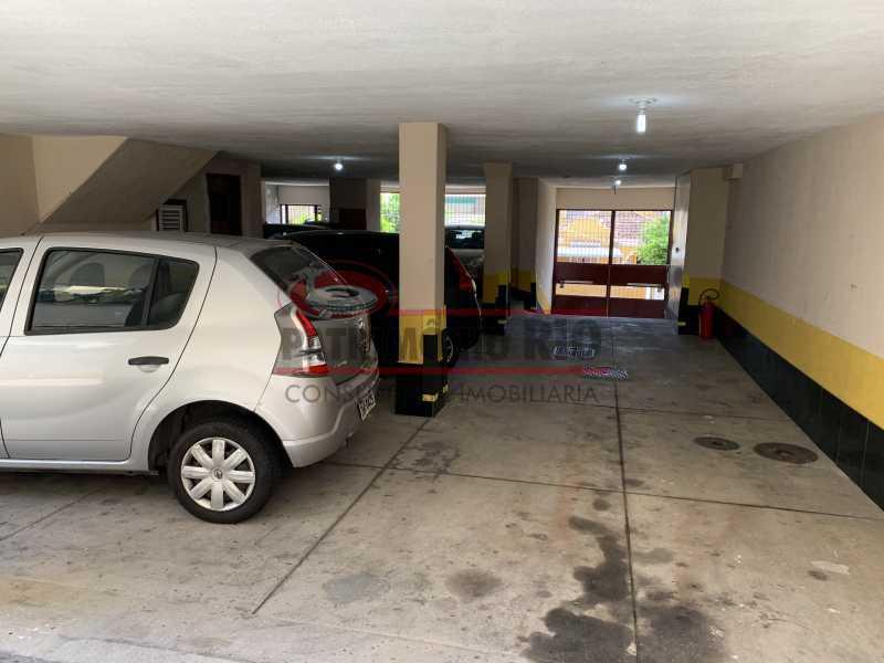 IMG_8702 - Apartamento 1quarto Vista Alegre - PAAP10472 - 30