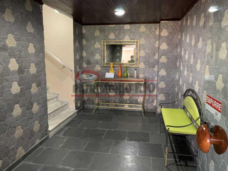 IMG_8703 - Apartamento 1quarto Vista Alegre - PAAP10472 - 4
