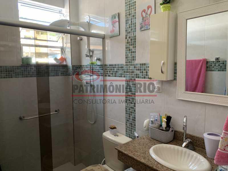 IMG_8722 - Apartamento 1quarto Vista Alegre - PAAP10472 - 19